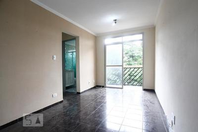 Apartamento No 3º Andar Com 2 Dormitórios E 1 Garagem - Id: 892889987 - 189987