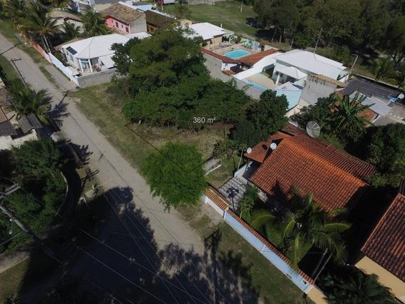 Terreno Em Itaipuaçu, Maricá/rj De 0m² À Venda Por R$ 109.000,00 - Te265875