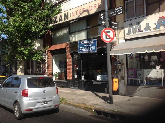 Regio Local Zona Comercial Juan B. Justo Y Gavilán Alquiler