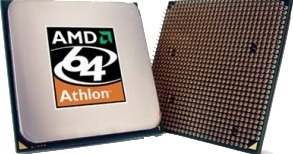 Cpu Processador Amd Athlon 3500 / Soquete 939 Pinos