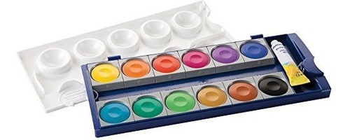 Imagen 1 de 4 de Pelikan Plaka Pintura Multicolor