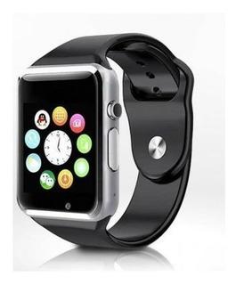 A1 Relógio Smartwatch Original Touch Bluetooth Gear Chip