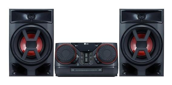 Minisystem Xboom Ck43 Multibluetooth 2usb 220w Rms Lg