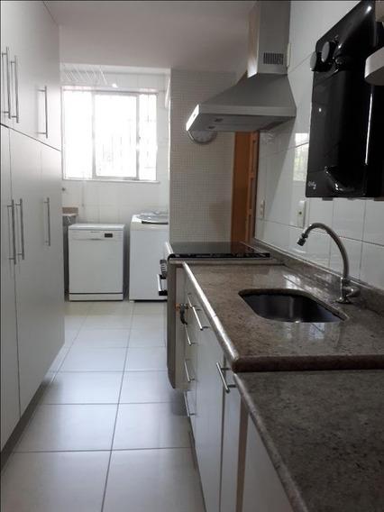 Apartamento Em Ingá, Niterói/rj De 60m² 2 Quartos À Venda Por R$ 360.000,00 - Ap214039