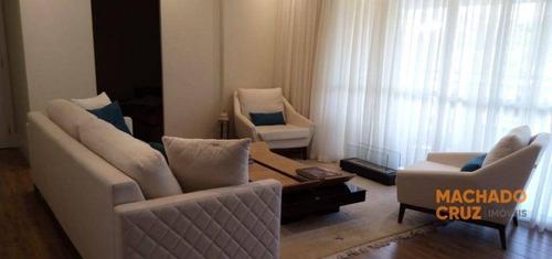 Apartamento Com 4 Dormitórios À Venda, 155 M² Por R$ 1.020.000,00 - Nova Petrópolis - São Bernardo Do Campo/sp - Ap0027