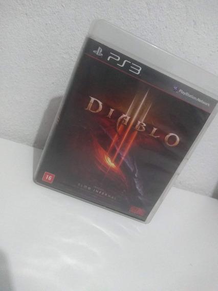 Diablo 3 Ps3 Usado