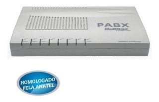 Central Telefonica Pabx 4016 4 Linhas 16 Ramais Aquicompras