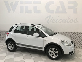 Suzuki Sx4 2.0 16v Awd 2012 Branco Manual