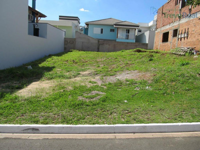 Terreno Residencial À Venda, Condomínio Residencial Canterville , Valinhos. - Te0317