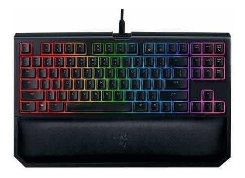 Teclado Razer Blackwidow Chroma V2 *tournament Edition*