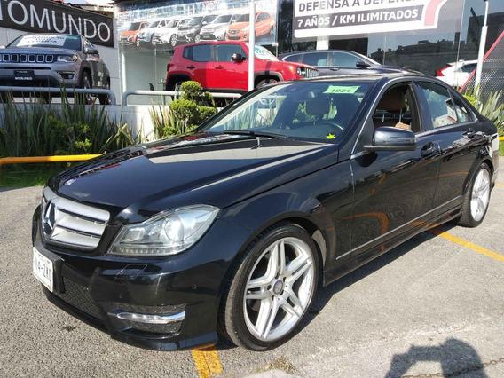 Mercedes-benz Clase C 2014 4p C 250 Sport L4/1.8/t Aut