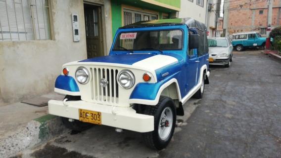 Jeep Comando C101 2019