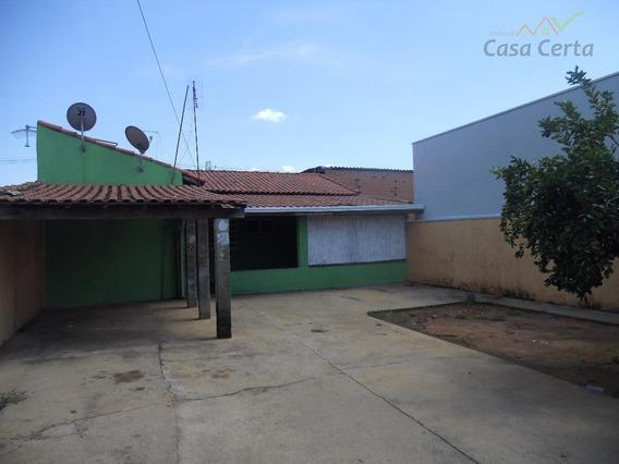 Casa Com 2 Dormitórios À Venda, 60 M² Por R$ 150.000 - Jardim Canaã Ii - Mogi Guaçu/sp - Ca0409