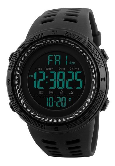 Reloj Digital Deportivo Skmei Hombres 50m Resistente Agua