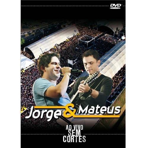 Dvd Raro Jorge Matheus Ao Vivo Sem Cortes (original Lacrado)