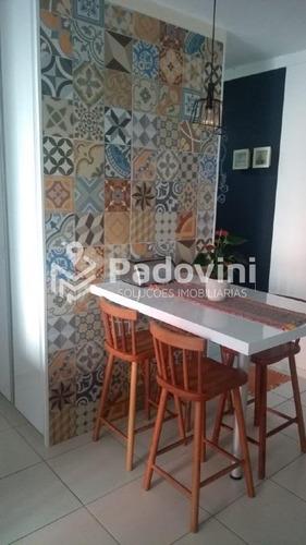 Apartamento À Venda, 1 Quarto, 1 Vaga, Jardim Infante Dom Henrique - Bauru/sp - 480