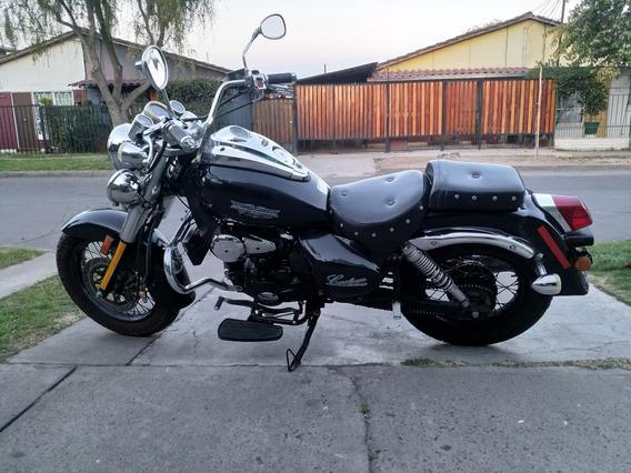 Motorrad Custom Motorrad 250