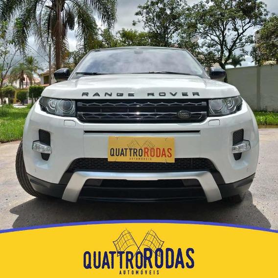 Land Rover Evoque 2015 2.0 Si4 Dynamic 5p