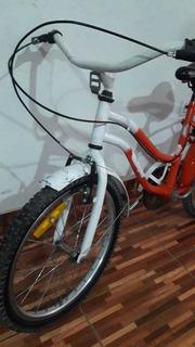 Bicicleta Rod.20 En Perfecto Estado