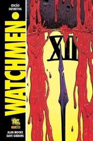 Watchmen Edição Definitiva - Lacrado!!!