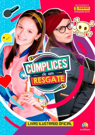 Álbum De Figurinhas Cúmplices De Um Resgate + 70 Figurinhas