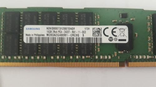 Memória Samsung 16gb 2rx4 Pc4-2400t Hpe