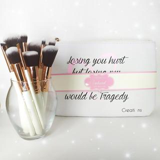 Brochas Maquillaje Beauty Creations Originales