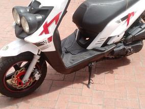 Yamaha Bws2 125cc,, Modelo 2015, 18200 Kms - Papeles Al Dia