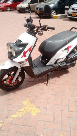 Bws2 125cc,, Modelo 2015, 18200 Kms - Soat Y Tec -octubre