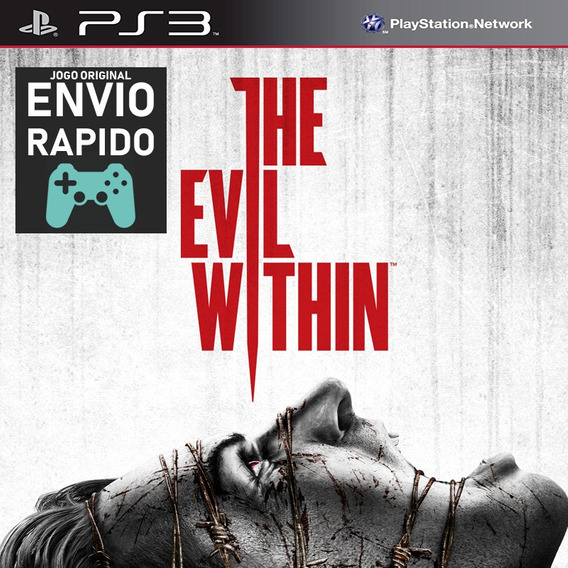The Evil Within Jogos Ps3
