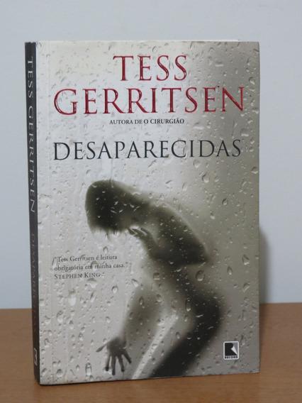 Livro Desaparecidas Tess Gerritsen Literatura Estrangeira