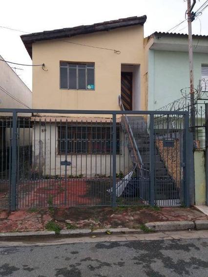 Casa Para Alugar, 120 M² Por R$ 1.250,00/mês - Vila Galvão - Guarulhos/sp - Ca0484