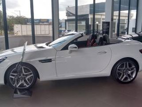 Mercedes-benz Slc 300 2.0 16v Cgi Gasolina 9g-tronic 2017