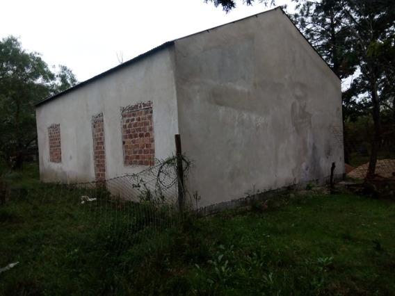 Terreno Con Casa A Terminar En Chajari E Rios