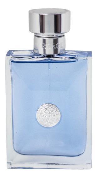 Perfume Versace Pour Homme Edt 200ml Original Pronta Entrega