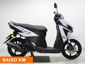 Yamaha Neo 125 2020 Branca - Baixo Km