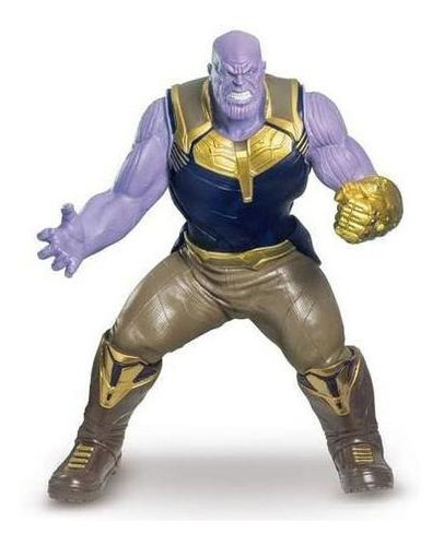 Boneco Thanos Guerra Infinita 55cm - Mimo