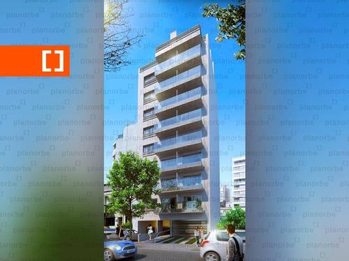 Venta De Apartamento Obra Construcción 1 Dormitorio En Pocitos Nuevo, Infinity 26 Unidad 803