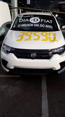 Fiat Mobi Like 1.0 Flex 4p 2020