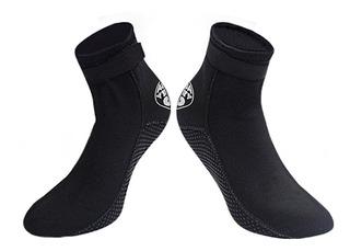 Botas De Neopreno Para Buceo, 3mm, Zapatos De Agua, Botines