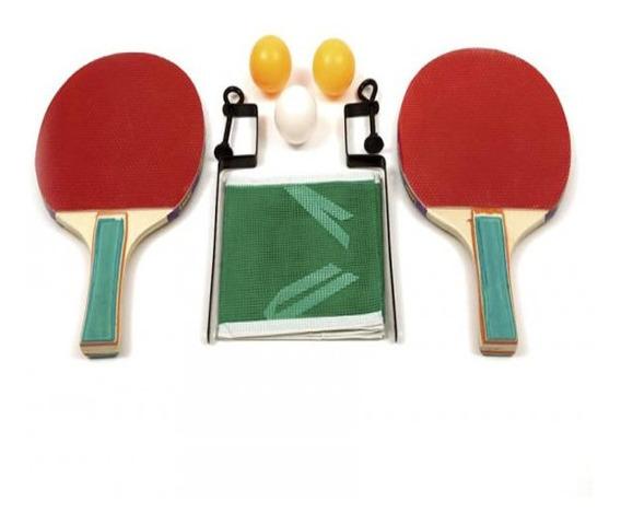 Kit Para Tenis De Mesa Completo