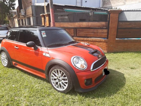Mini Cooper S 1.6 Jcw Coupe 211cv 2012