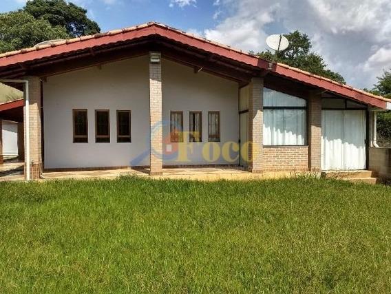 Chácara Residencial À Venda, Condomínio Parque Da Fazenda, Itatiba - Ch0018. - Ch0018