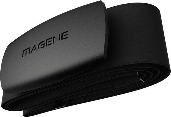 Cinta Cardíaca Magene Mrh10 Dual Ant+ Bluetooth Bryton Garmin Edge Bryton Igpsport Igs Wahoo Zwift