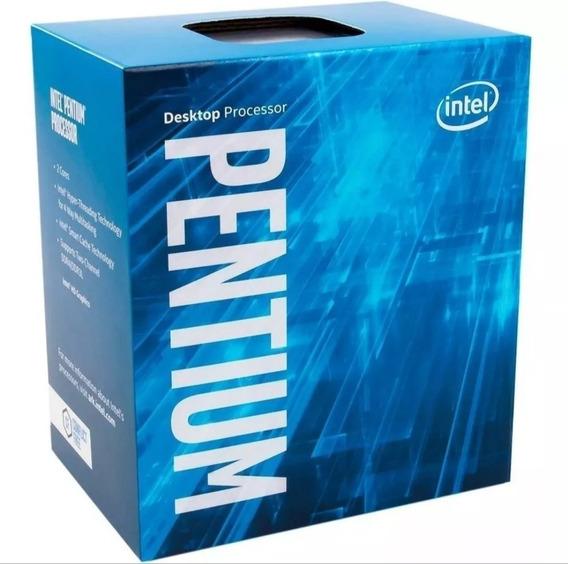 Processador Intel Pentium G4560 3.5 Ghz 3mb Cache Lga 1151