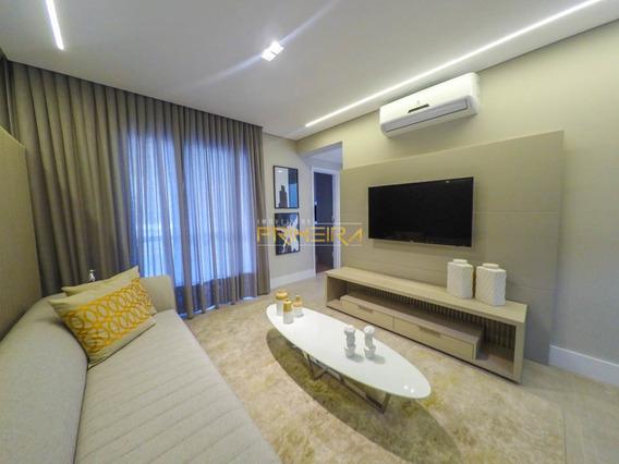 Apartamento Padrão Em Curitiba - Pr - Lc0006_impr