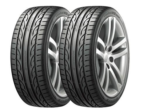 Kit X2 Neumáticos Hankook 215 45 R16 86v K120