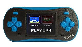 E-mods Gaming® Nuevos 12-bit Retro 2.5 Lcd 260 Videojuegos