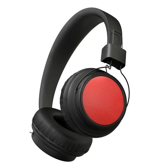Fone De Ouvido Bluetooth 4.0 20khz Vermelho