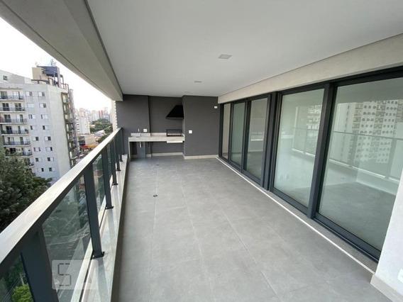 Apartamento Para Aluguel - Campo Belo, 3 Quartos, 120 - 893096081